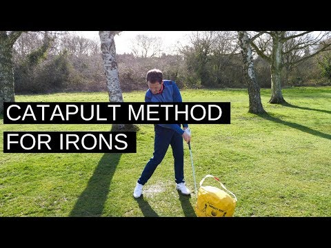 NAIL YOUR IMPACT POSITION – THE CATAPULT METHOD