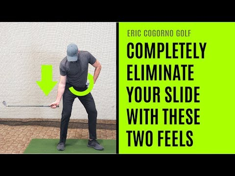 GOLF: Completely Eliminate Your Slide With These Two Feels