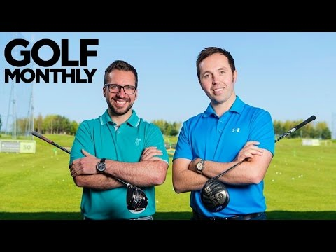 RICK SHIELS Vs PETER FINCH LONGEST DRIVE CHALLENGE