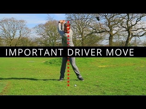 AN ESSENTIAL MOVE FOR IRONS AND DRIVER