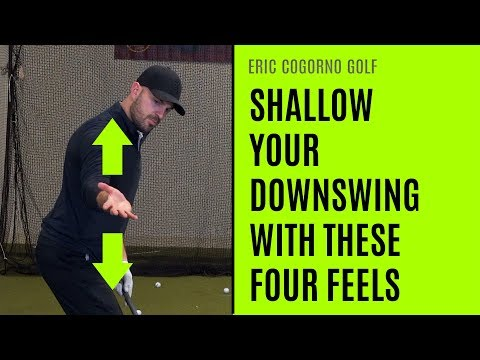 GOLF: Shallow Your Downswing With These Four Feels