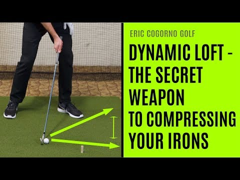 GOLF: Dynamic Loft – The Secret Weapon To Compressing Your Irons