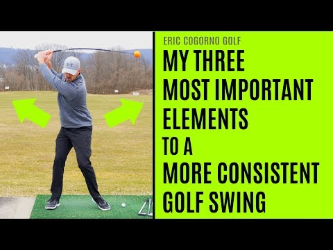 GOLF: My Three Most Important Elements To A More Consistent Golf Swing
