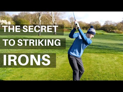 HIT THE GOLF BALL BETTER – THE SECRET