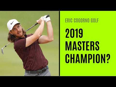 GOLF: How To Swing The Club Like Tommy Fleetwood – Right Hip