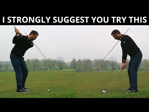 INSTANT IMPROVEMENT WITH THIS SIMPLE SWING TIP