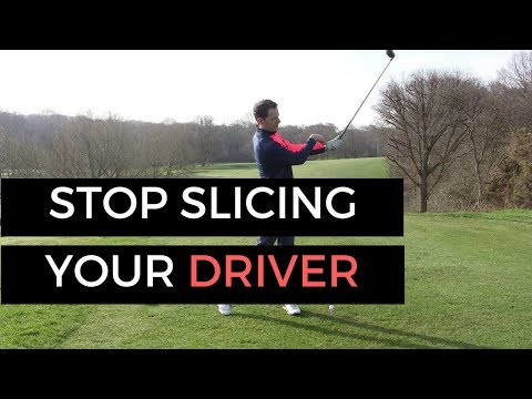 STOP SLICING YOUR DRIVER PART 1