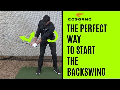GOLF: The Perfect Way To Start The Backswing