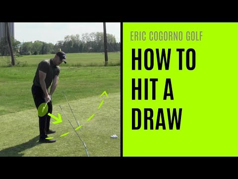 GOLF: How To Hit A Draw