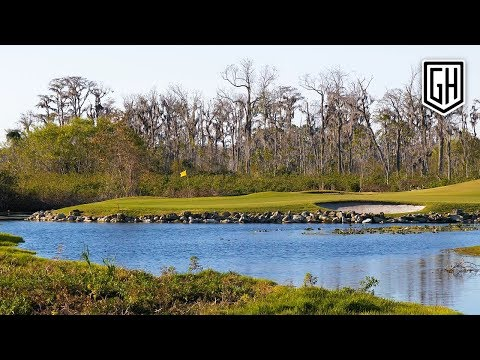 THE SECRET 9 HOLES AT BAY HILL WITH PETER FINCH 🤐/ BAY HILL CHARGER¹