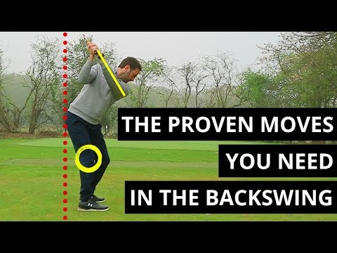 THE PROVEN MOVES YOU NEED IN YOUR BACKSWING