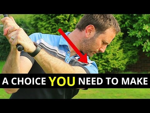 HOW TO CHOOSE YOUR PERFECT BACKSWING
