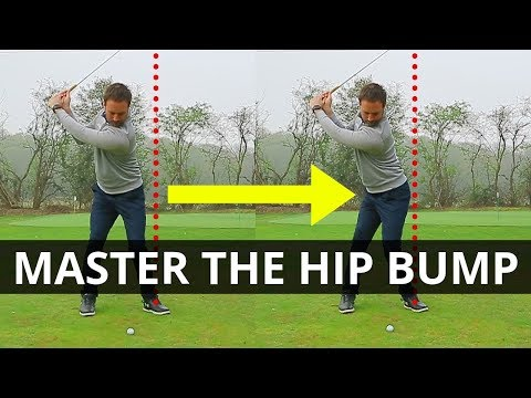 HOW TO MASTER THE HIP BUMP IN THE GOLF SWING