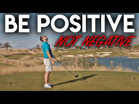 Be POSITIVE not NEGATIVE – Course Management Vlog – Ayla Golf Club