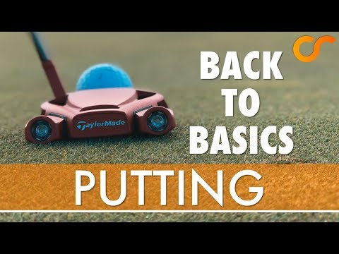 BACK TO BASICS – PUTTING 1/5
