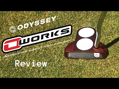 Odyssey O-Works Putter Review – 2-Ball Red