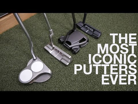 The Most Iconic Putters Ever