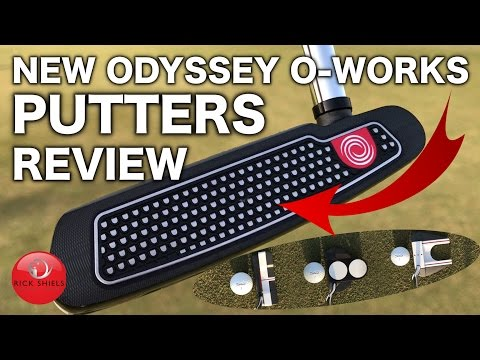 NEW ODYSSEY O-WORKS PUTTERS REVIEW