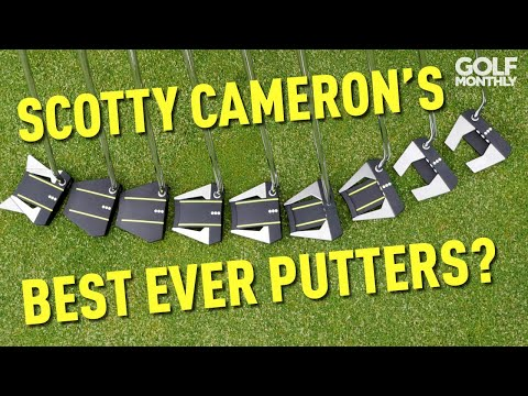 Scotty Cameron's Best Ever Putters? Phantom X Range Review | Golf Monthly