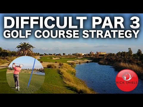 DIFFICULT PAR 3 – GOLF COURSE STRATEGY