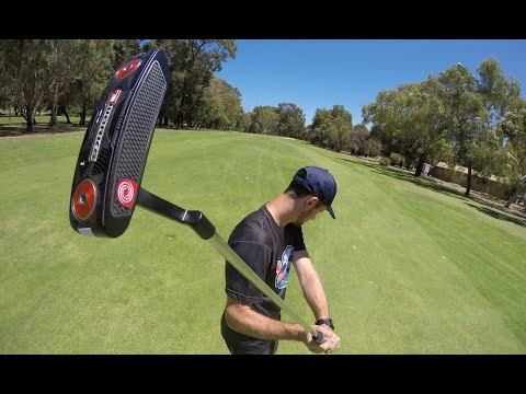 The Longest Golf Putt 120m (395ft) Guinness World Records | How Ridiculous