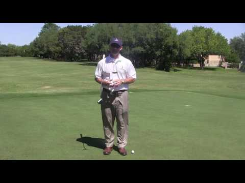 How to Hit Uphill and Downhill Putts the Correct Speed