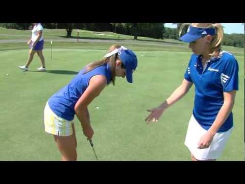 Coach's Quick Tip – Women's Golf – Putting