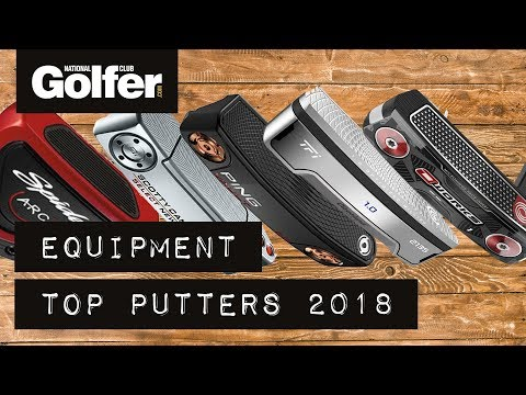 Best Putters 2018 – Ping, Odyssey, Scotty Cameron and more
