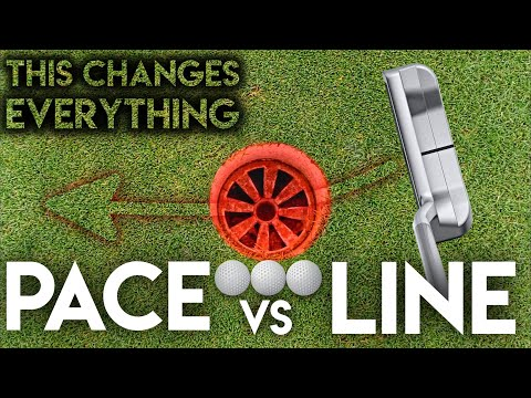 THIS CHANGES EVERYTHING – Line Vs Pace when putting