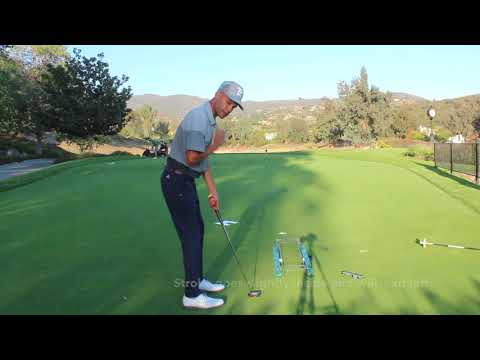 Build a Perfect Putting Stroke with These Two Training Aids!!