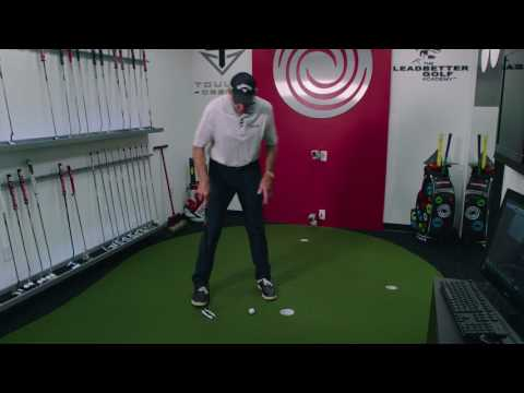 How to Set Up To a Putt