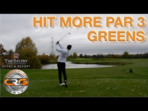 GOLF | HIT MORE PAR 3 GREENS
