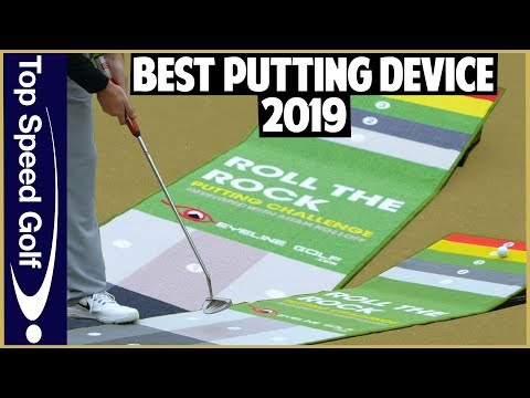 Best Putting Device 2019 | Roll The Rock