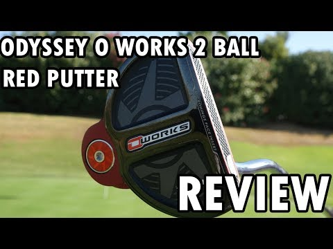 Odyssey O Works 2 Ball Red Putter Review