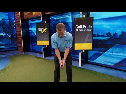The Golf Fix: Breed's Tips for Putting | Golf Channel