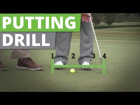 HOW TO PUTT BETTER IN GOLF | Golf Putting Tips