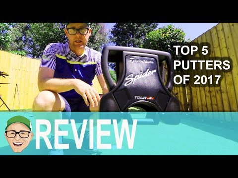 Top 5 Putters of 2017