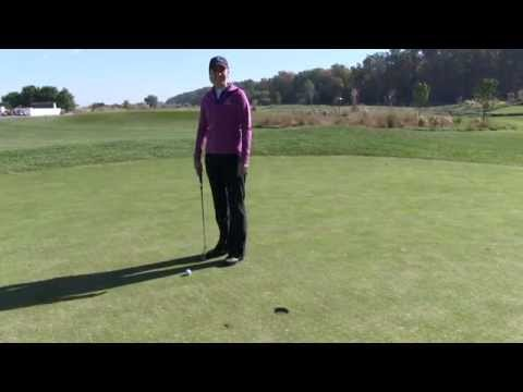 How to Approach Severely Breaking Uphill or Downhill Short Putts?
