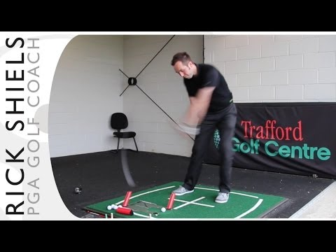 Swing Path Training Aids