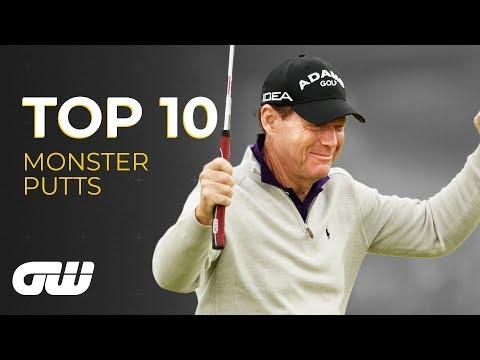 Top 10: MONSTER PUTTS | Golfing World