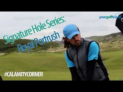 Royal Portrush – 14th Hole – Signature Hole Series with Your Golf Travel
