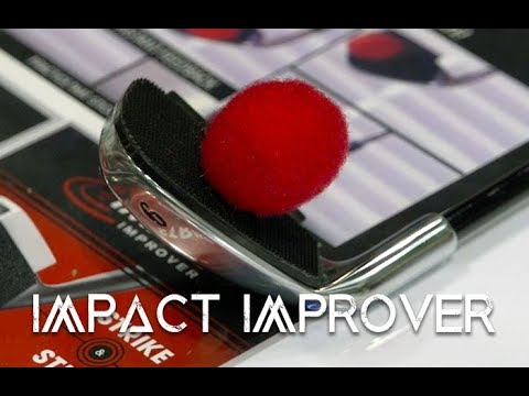 IMPACT IMPROVER – AN INDOOR GOLF PRACTICE SOLUTION