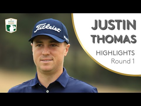 Justin Thomas Highlights | Round 1 | 2019 Aberdeen Standard Investments Scottish Open