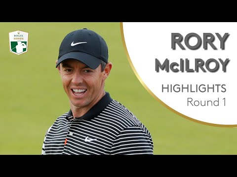 Rory McIlroy Highlights | Round 1 | 2019 Aberdeen Standard Investments Scottish Open