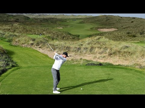 Rory's guide to the new 7th hole at Royal Portrush