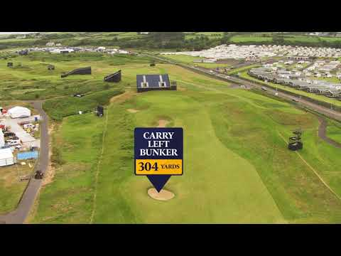 Hole 1 | The 148th Open at Royal Portrush