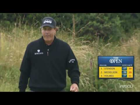 2016 The Open| Duel At Troon |