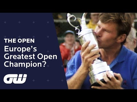 Europe's Greatest Ever Major Winner? | Nick Faldo Interview | The Open Championship 2018