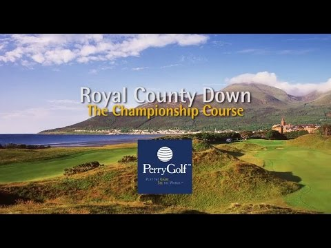 Royal County Down, Co. Down, Northern Ireland