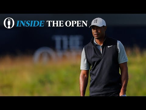 Inside The Open – Tracking Tiger at Royal Portrush